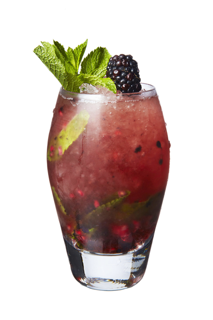 Mixed Berry Julep image