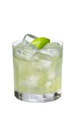 Monstre Verte Cocktail image