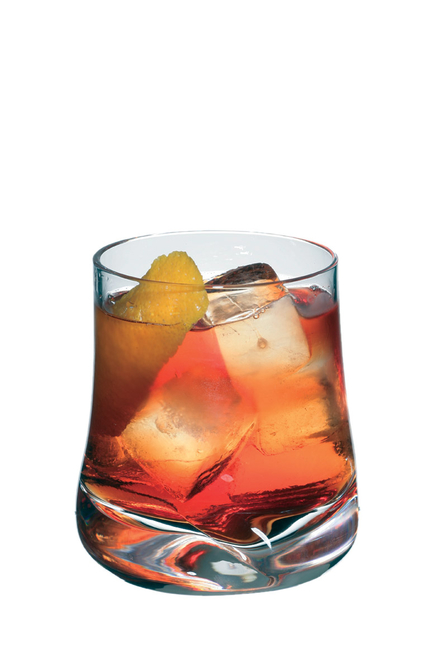 Scotch Negroni image