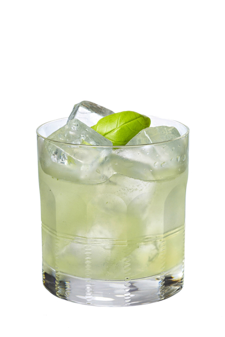 Monstre Verte Cocktail image