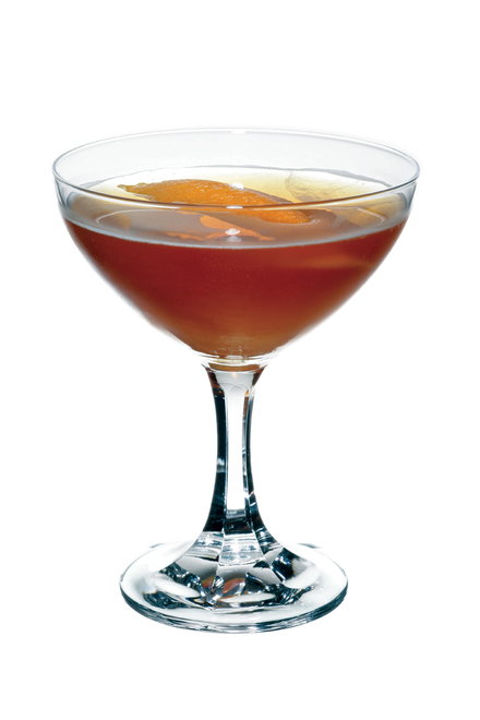 Turf Club Cocktail (Winter's Recipe) image