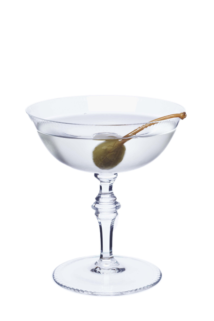 Salty Martini image