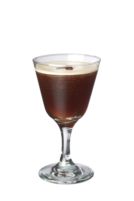 Turkish Coffee Cocktail image