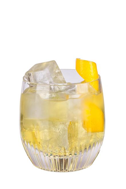 Yellow Negroni image