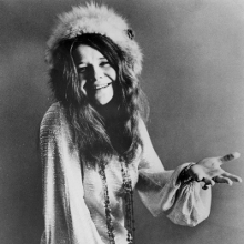 Today is Janis Joplin's birthday image