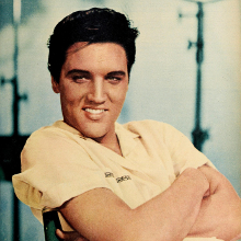 Elvis Presley's birthday image