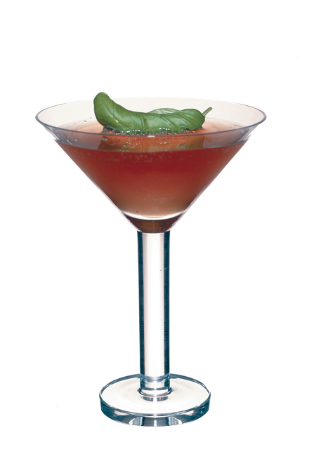 Strawberry Blonde Martini image