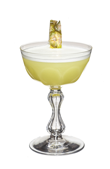 Yellow Fever Cocktail image