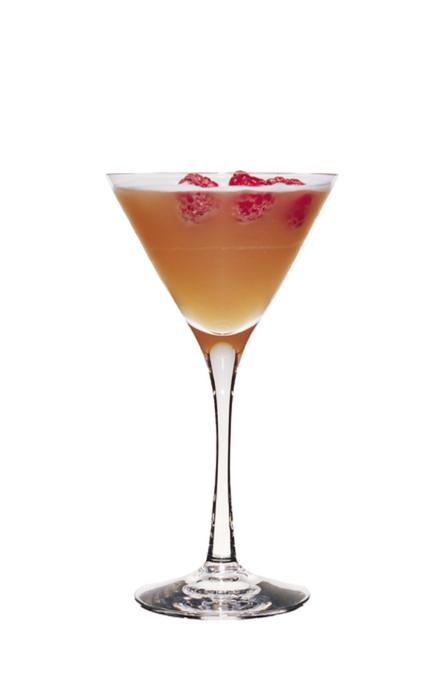 Raspberry Sake'tini image
