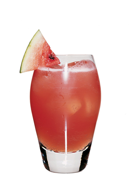 Watermelon & Basil Smash image