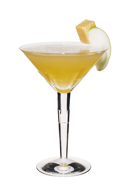 Toffee Apple Martini image