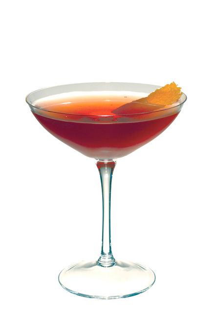Rosy Cocktail image
