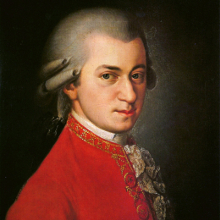 Today is Mozart's birthday image