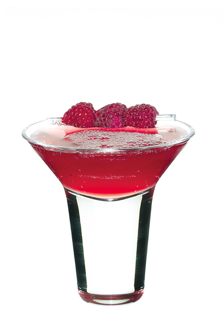 Razzzzzzberry Cocktail image