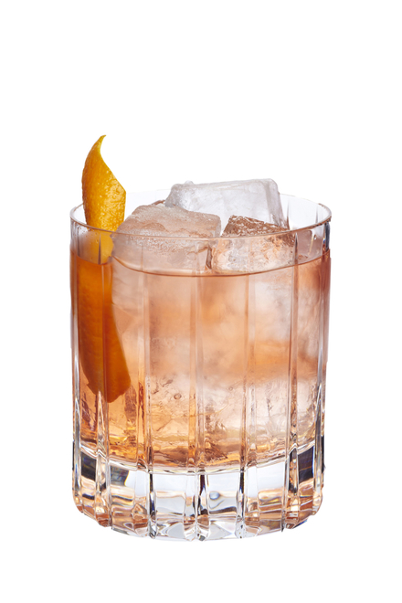 Unusual Negroni Cocktail image
