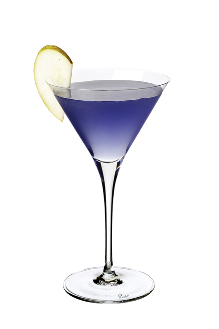 Purple Pear Martini image