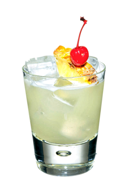 Pineapple Daiquiri #1 (On-The-Rocks) image