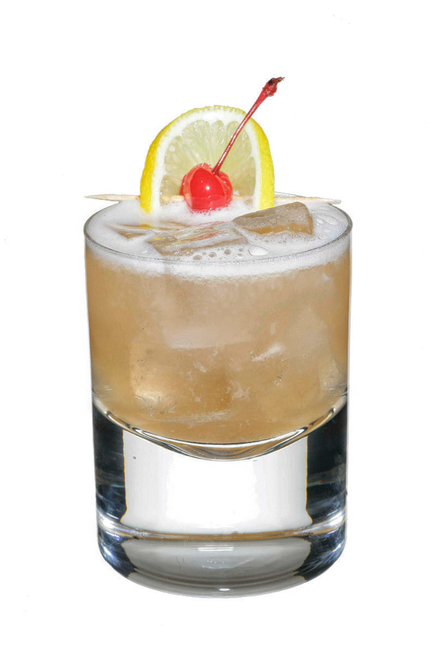 Vodka Sour image