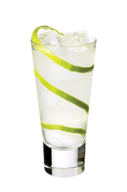 Vodka Rickey image