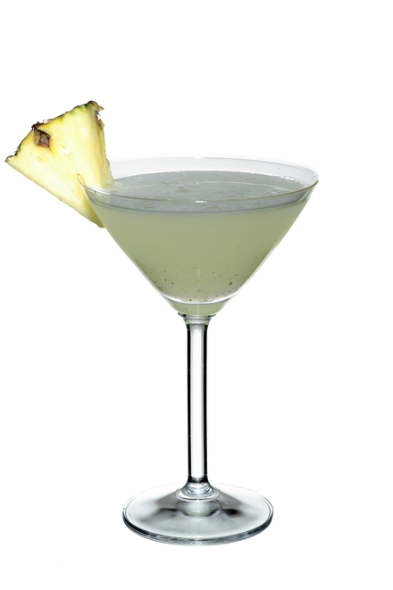 Pineapple & Cardamom Martini image