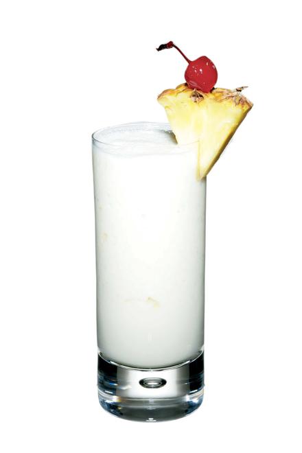 Pineapple Smoothie (Non-alcoholic) image