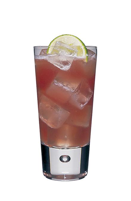 Sorrel Rum Punch image
