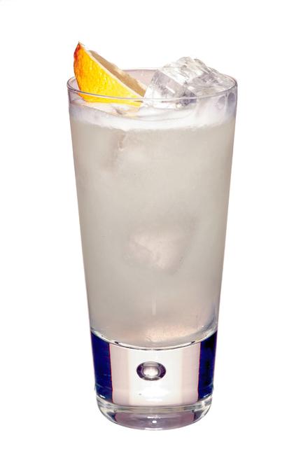 White Gin Fizz image