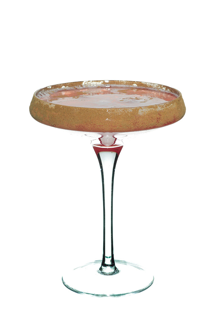 Spiced Cranberry Cocktail image