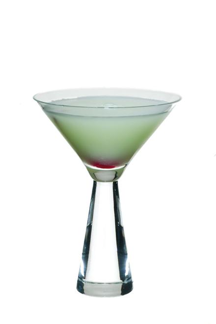 Sour Apple Martini / Appletini (Popular U.S. version) image