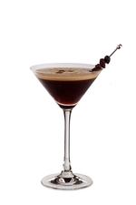 Rum & Raisin Espresso Martini