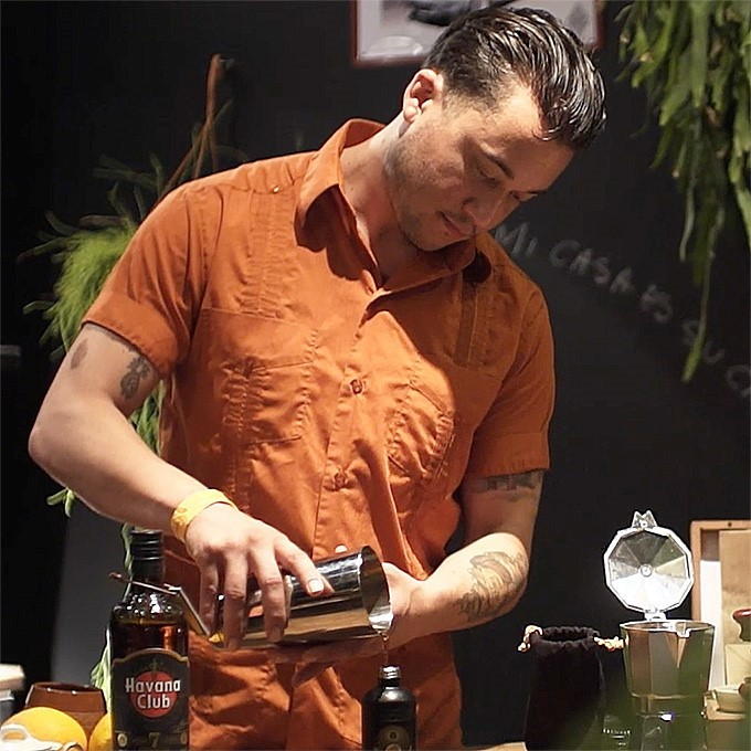 Havana Club Boomerang Cocktails