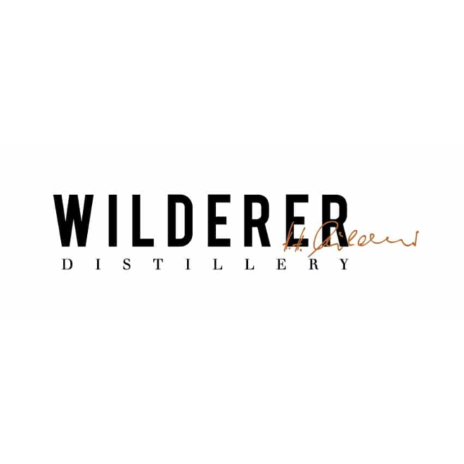Produced by Wilderer Distillery