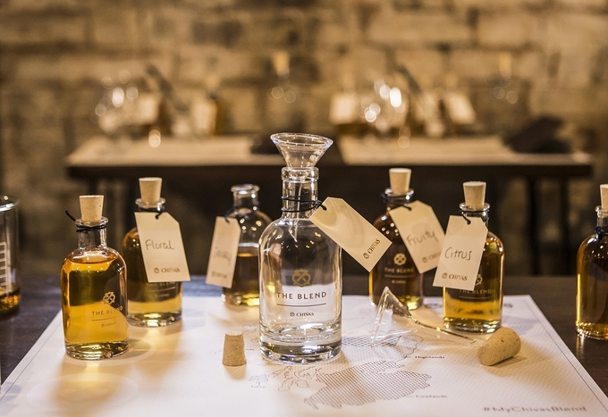Chivas Regal and The Art of Blending image 2