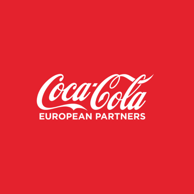 Produced by Coca Cola European Partners