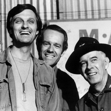 The last episode of MASH was broadcast this day image
