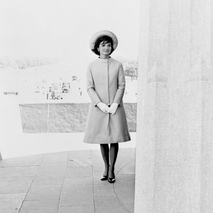We're remembering Jacqueline Kennedy Onassis