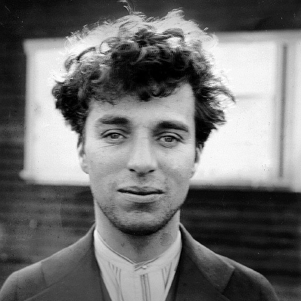 It's Charlie Chaplin's birthday