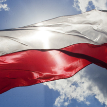 Flag Day in Poland image