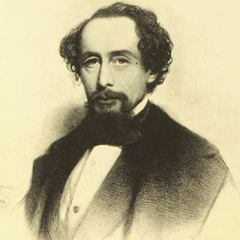 Charles Dickens' birthday image