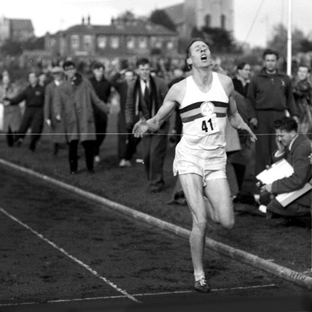 It's the anniversary of the sub 4-minute mile image