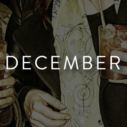 December events for discerning drinkers