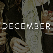 December events for discerning drinkers image