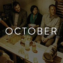 October events for discerning drinkers image