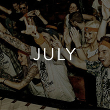 July events for discerning drinkers
