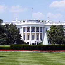 The British torched the White House on this day image