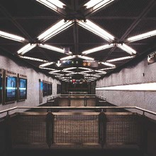 The NYC Subway opened this day image