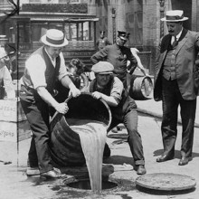 The Volstead Act was passed this day image