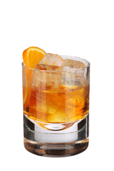 Amber Negroni (Difford's recipe) image