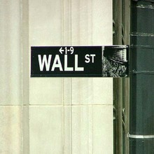 The anniversary of The Wall Street Crash image
