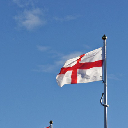 Today is St George's Day image